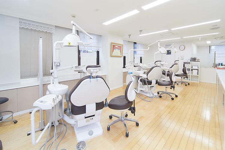 かねまつ矯正歯科のスタッフ